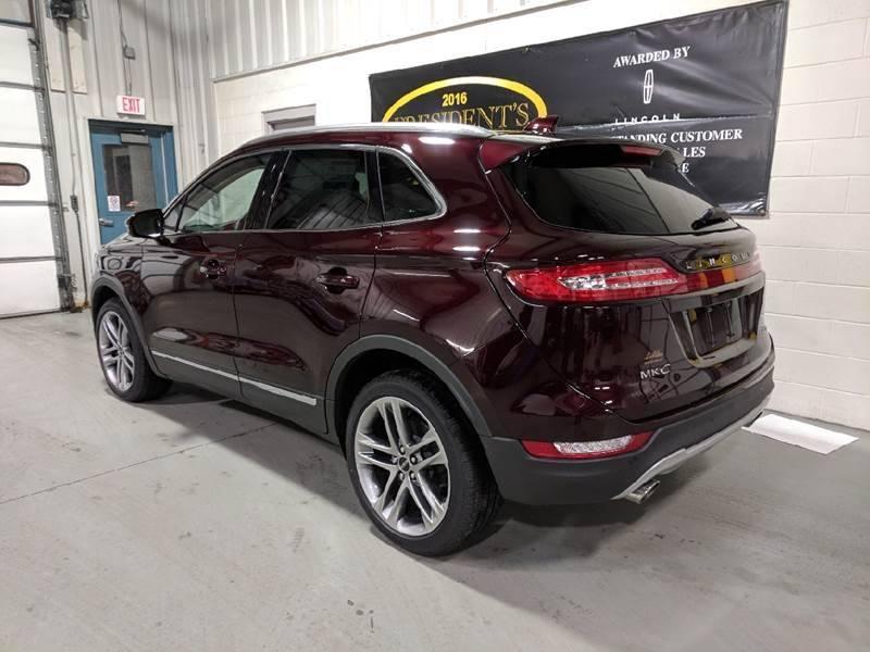 2018 Lincoln MKC