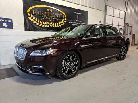 2017 Lincoln Continental for sale in Beaver Dam, WI