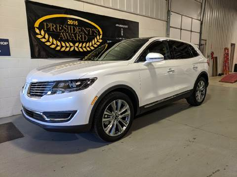 2018 Lincoln MKX for sale at LIDTKE MOTORS in Beaver Dam WI