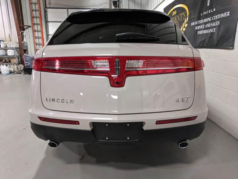 2019 Lincoln MKT