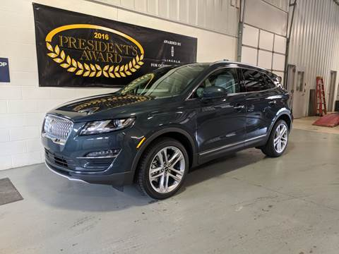 2019 Lincoln MKC for sale at LIDTKE MOTORS in Beaver Dam WI