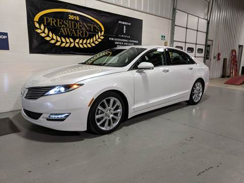 2016 Lincoln MKZ Hybrid for sale at LIDTKE MOTORS in Beaver Dam WI