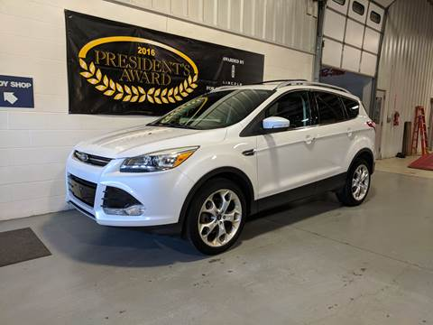 2013 Ford Escape for sale at LIDTKE MOTORS in Beaver Dam WI