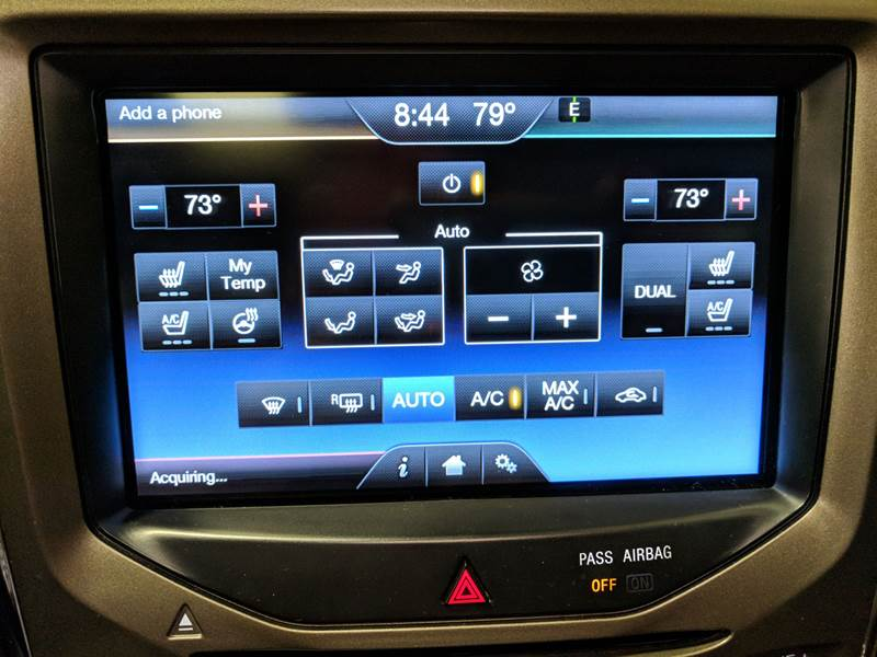 2015 Lincoln MKX
