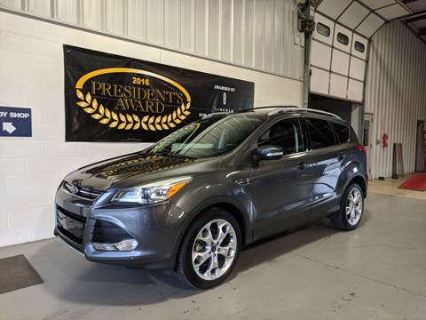 2015 Ford Escape for sale at LIDTKE MOTORS in Beaver Dam WI