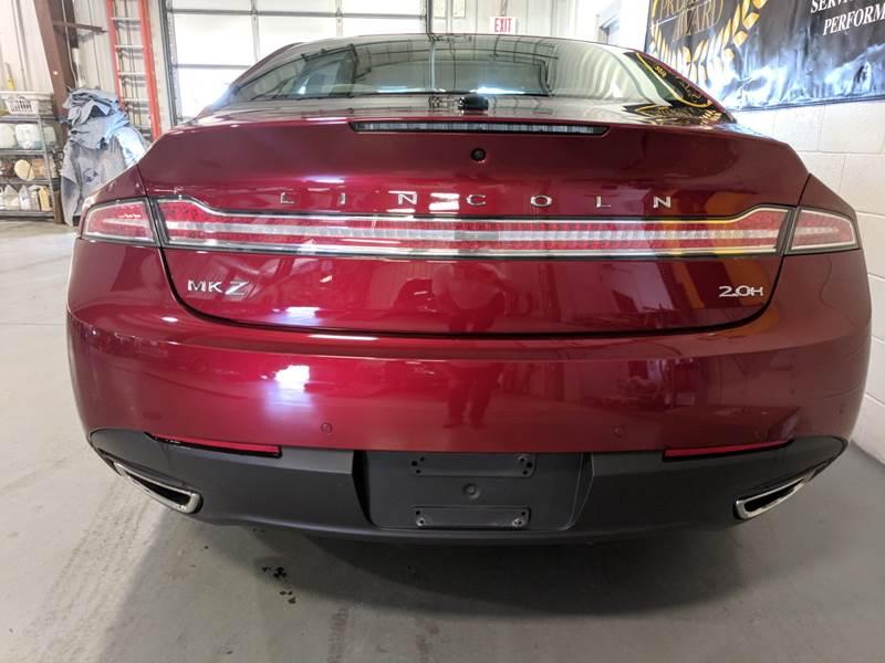 2015 Lincoln MKZ Hybrid