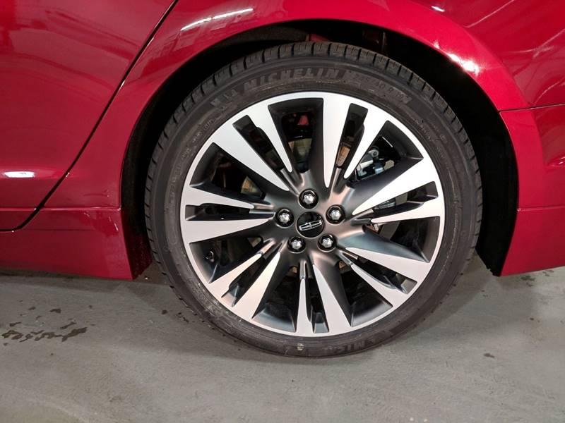 2019 Lincoln MKZ Hybrid
