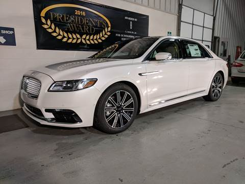 2019 Lincoln Continental for sale in Beaver Dam, WI