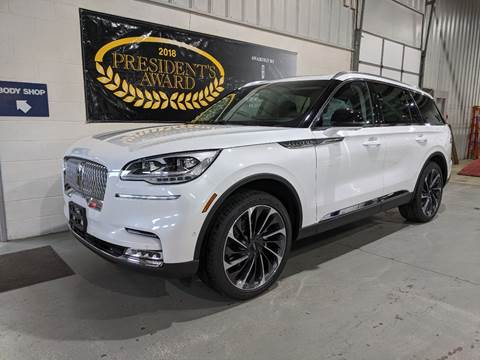2020 Lincoln Aviator for sale in Beaver Dam, WI