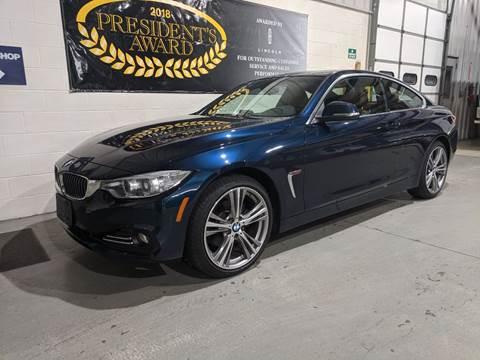 2016 BMW 4 Series 428i xDrive for sale at LIDTKE MOTORS in Beaver Dam WI