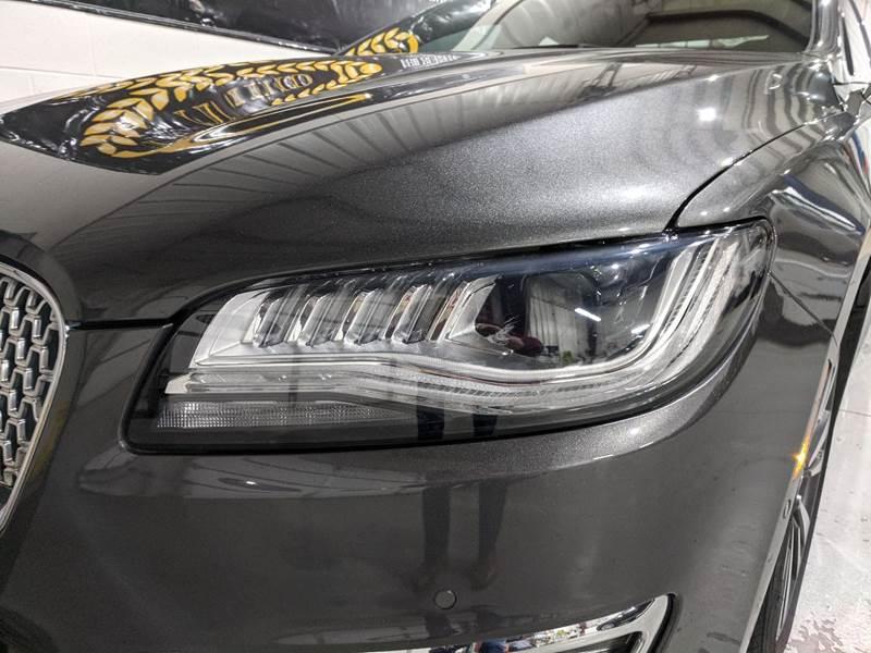 2017 Lincoln MKZ Hybrid