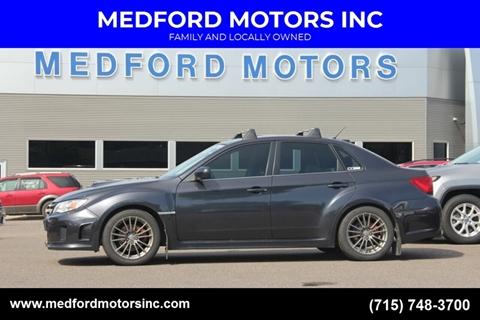 2013 Subaru Impreza for sale in Medford, WI