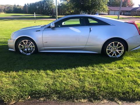 Cadillac Cts Coupe For Sale >> 2011 Cadillac Cts V For Sale In Medford Wi