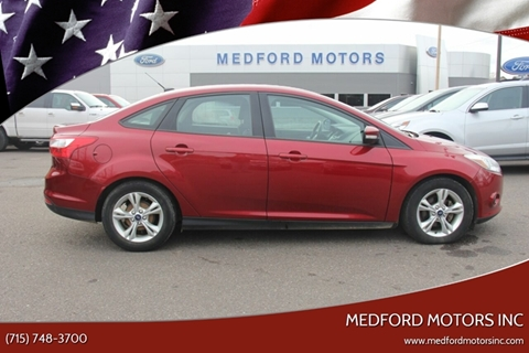 2014 Ford Focus for sale in Medford, WI