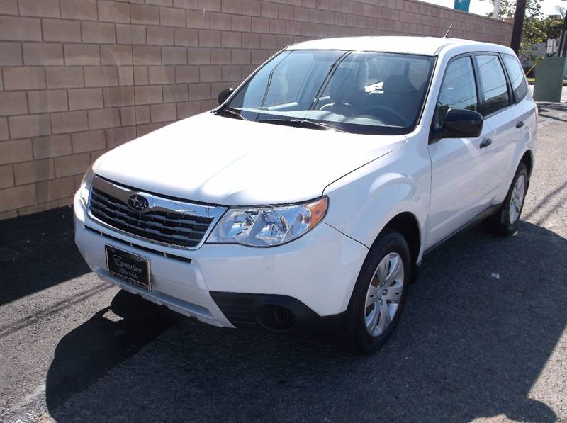 2009 Subaru Forester for sale at Executive Auto Sales in Costa Mesa CA