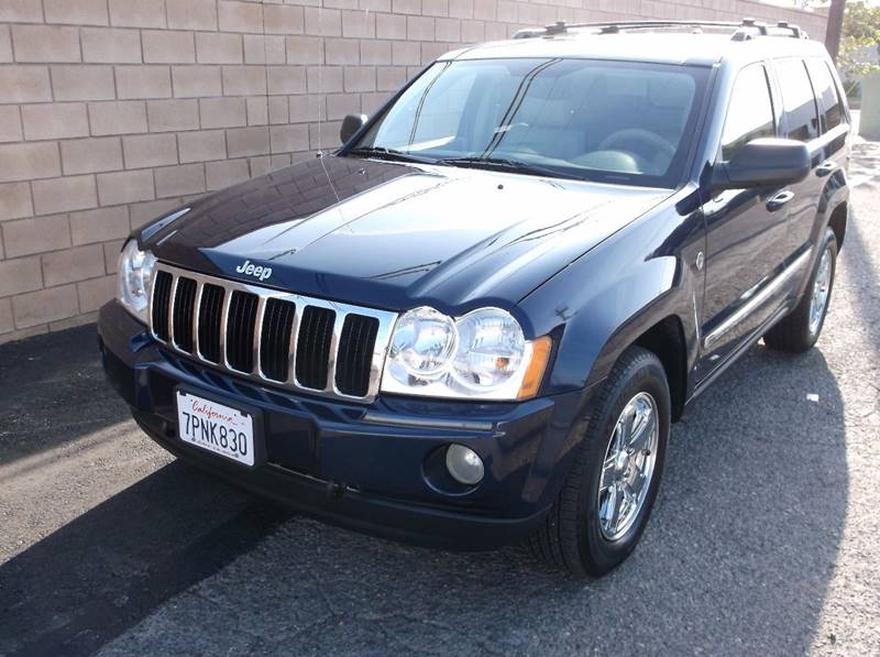 2005 Jeep Grand Cherokee for sale at Executive Auto Sales in Costa Mesa CA