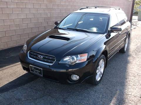 2005 Subaru Outback for sale at Executive Auto Sales in Costa Mesa CA