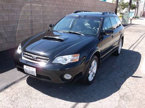 2006 Subaru Outback for sale at Executive Auto Sales in Costa Mesa CA