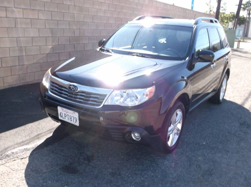 2010 Subaru Forester for sale at Executive Auto Sales in Costa Mesa CA
