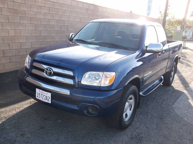 2006 Toyota Tundra for sale at Executive Auto Sales in Costa Mesa CA