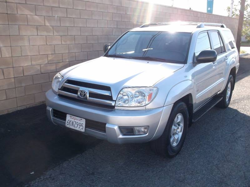 2005 Toyota 4Runner for sale at Executive Auto Sales in Costa Mesa CA