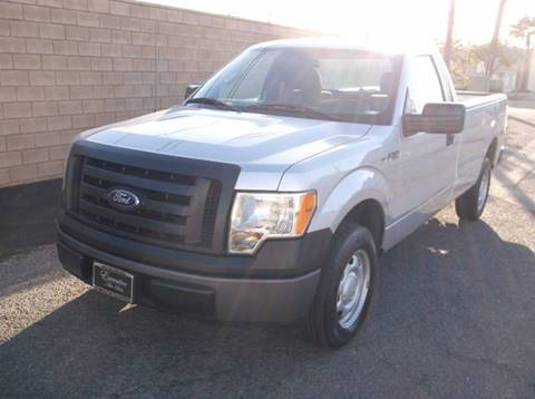 2010 Ford F-150 for sale at Executive Auto Sales in Costa Mesa CA