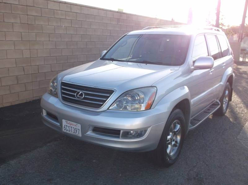 2008 Lexus GX 470 for sale at Executive Auto Sales in Costa Mesa CA