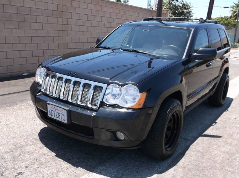 2008 Jeep Grand Cherokee For Sale At Executive Auto Sales In Costa Mesa CA
