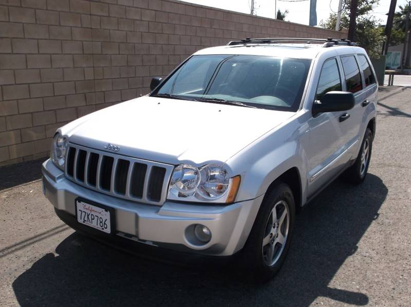 2005 Jeep Grand Cherokee For Sale At Executive Auto Sales In Costa Mesa CA