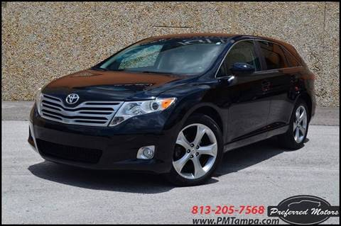 2012 Toyota Venza for sale in Tampa, FL