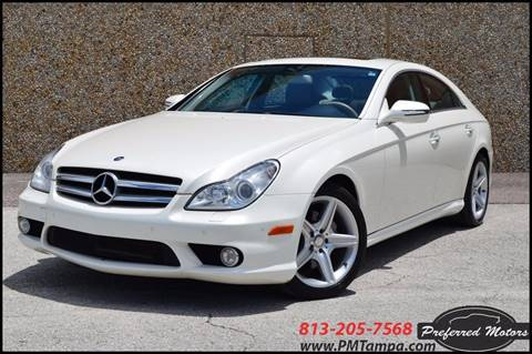 2011 Mercedes-Benz CLS for sale in Tampa, FL