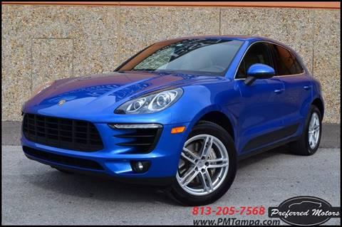 2016 Porsche Macan for sale in Tampa, FL