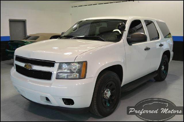 2008 Chevrolet Tahoe for sale at PREFERRED MOTORS in Tampa FL
