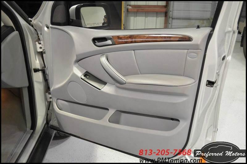 2005 BMW X5 3.0i AWD 4dr SUV - Tampa FL