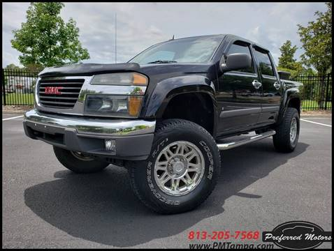 2008 GMC Canyon for sale in Tampa, FL