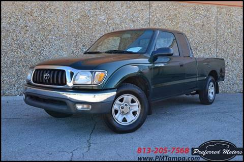 2003 Toyota Tacoma for sale in Tampa, FL