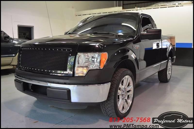 2011 Ford F-150 4x2 XL 2dr Regular Cab Styleside 6.5 ft. SB - Tampa FL