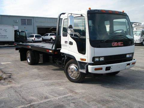 2004 GMC WT 5500 for sale at Ameri-Truck Sales in Clearwater FL