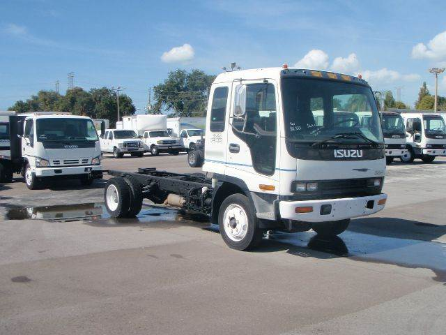 2000 Isuzu FRR for sale at Ameri-Truck Sales in Clearwater FL