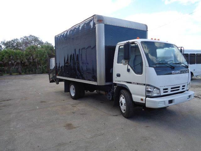 2007 Isuzu NQR for sale at Ameri-Truck Sales in Clearwater FL