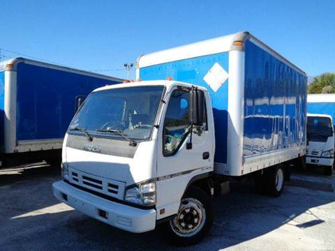 2007 Isuzu NQR for sale at Ameri-Truck Sales in Clearwater FL