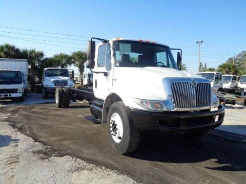 2009 International 4300 for sale at Ameri-Truck Sales in Clearwater FL