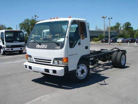 2005 Isuzu NQR for sale at Ameri-Truck Sales in Clearwater FL