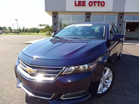 2016 Chevrolet Impala for sale in Gladwin MI