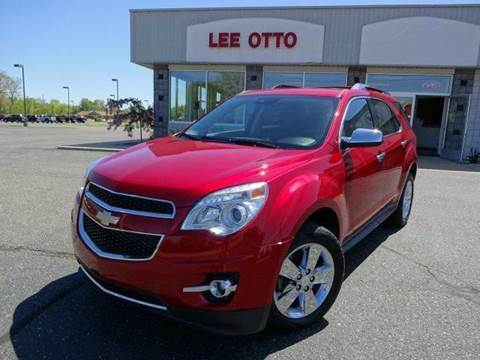 2013 Chevrolet Equinox for sale in Gladwin MI