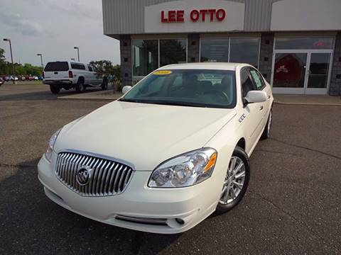 2010 Buick Lucerne for sale in Gladwin MI