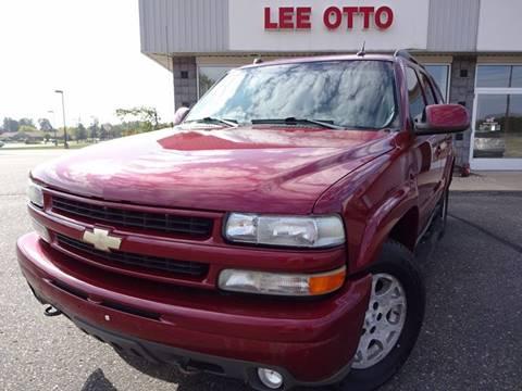2004 Chevrolet Tahoe for sale in Gladwin, MI
