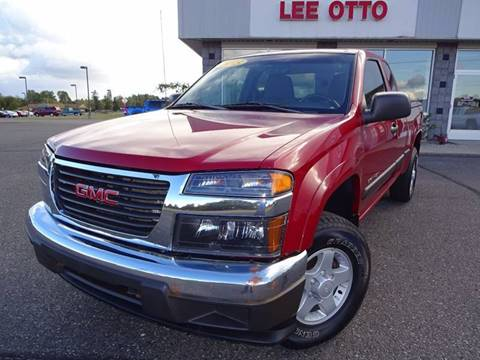 2005 GMC Canyon for sale in Gladwin MI