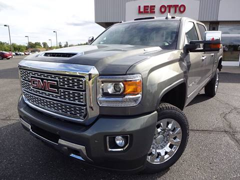 2018 GMC Sierra 2500HD for sale in Gladwin MI