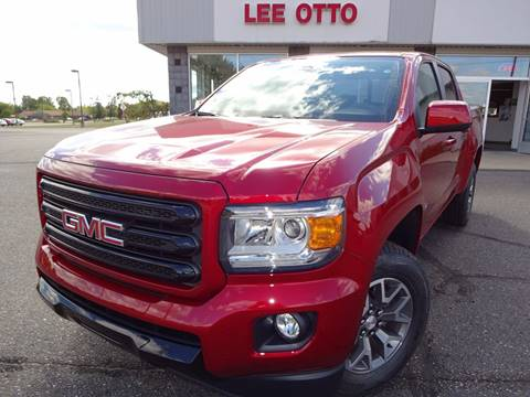 2018 GMC Canyon for sale in Gladwin MI